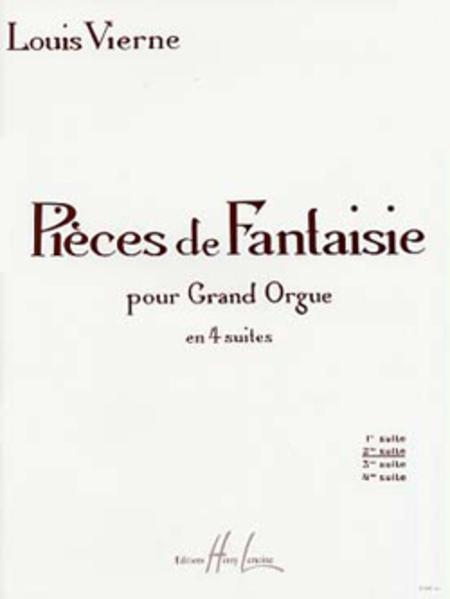 Pieces De Fantaisie Op. 53, Suite No. 2