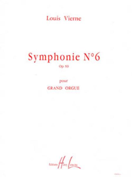 Symphonie No. 6 Op. 59