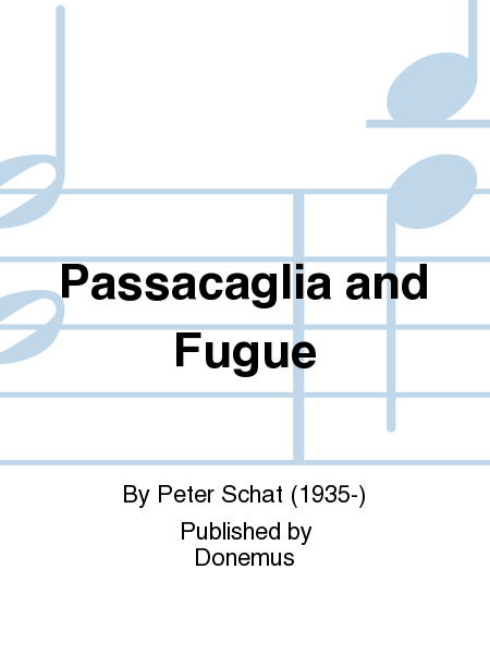 Passacaglia and Fugue