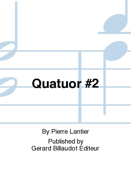 Quatuor #2