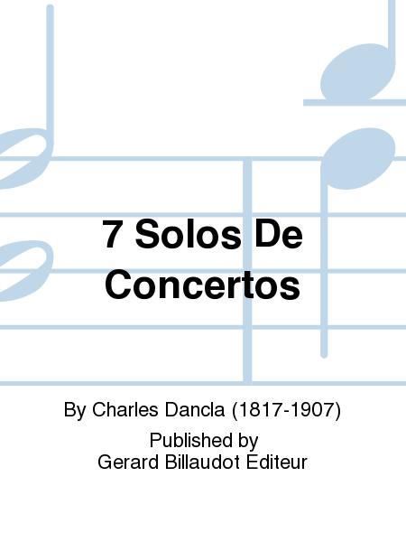 7 Solos de Concertos