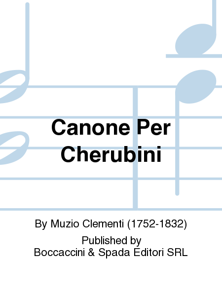 Canone Per Cherubini