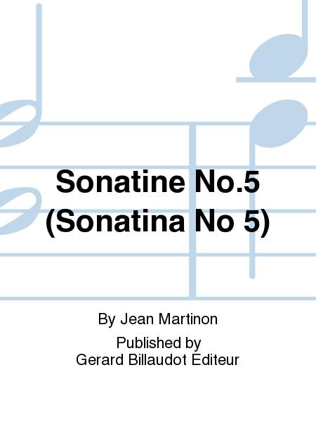 Sonatine No.5 (Sonatina No 5)