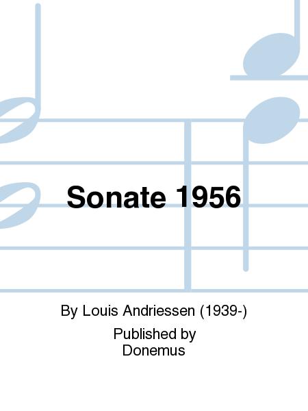Sonate 1956