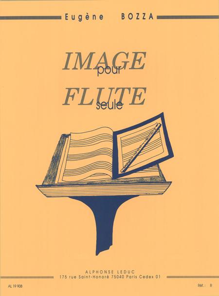 Image - Flute Seule