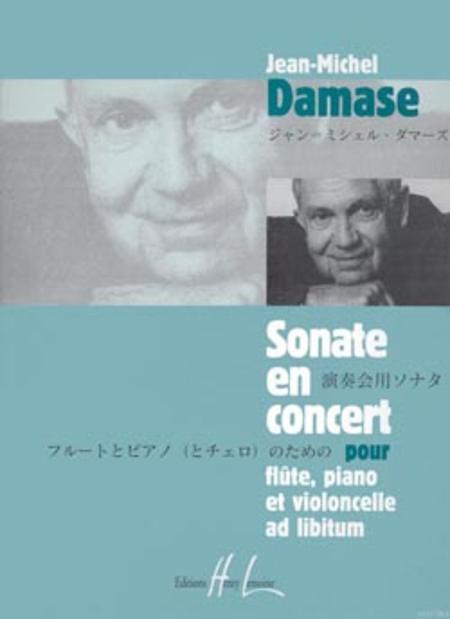 Sonate En Concert Op. 17