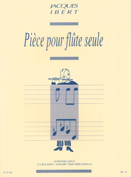 Piece - Flute Seule