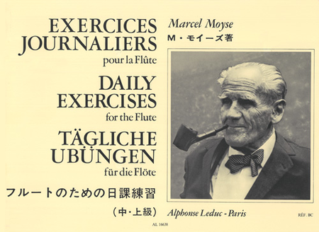 Exercices Journaliers - Flute