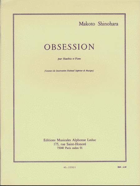 Obsession-Oboe/Piano