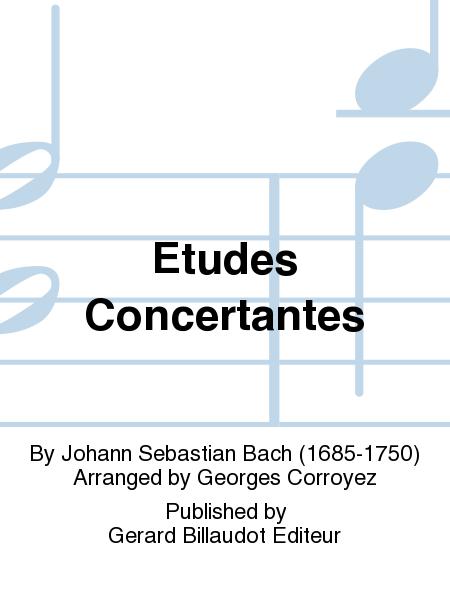Etudes Concertantes