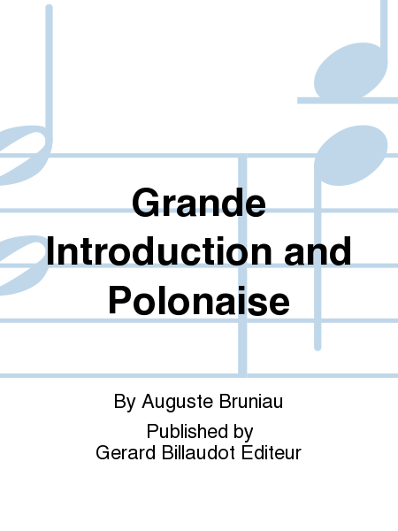 Grande Introduction And Polonaise