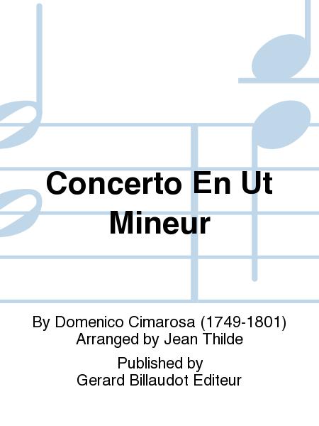 Concerto En Ut Mineur