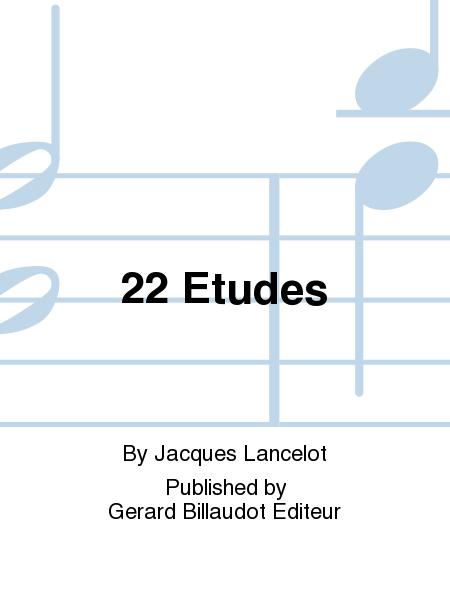 22 Etudes