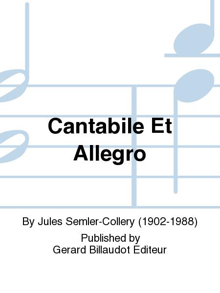 Cantabile Et Allegro