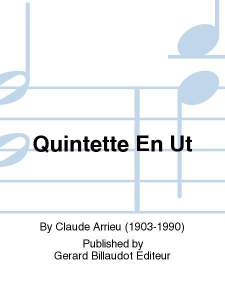Quintette en Ut