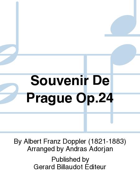 Souvenir De Prague Op.24