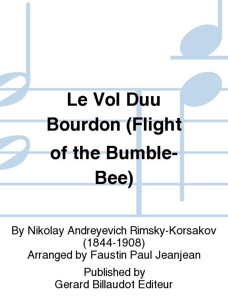 Le Vol Duu Bourdon (Flight of the Bumble-bee)