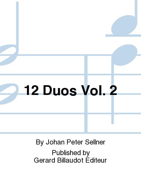 12 Duos Vol. 2