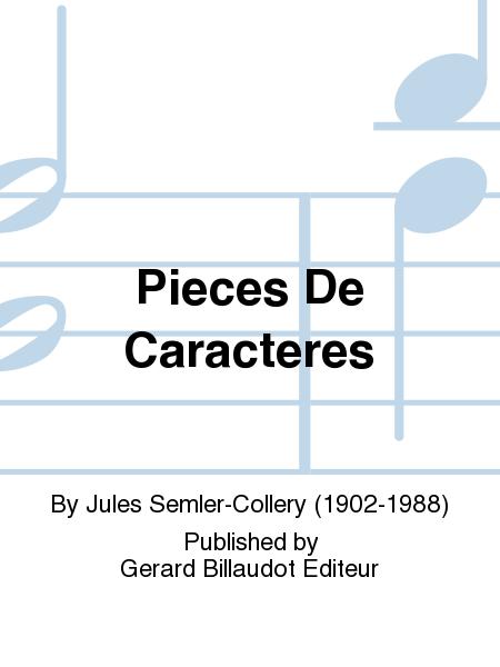 Pieces De Caracteres
