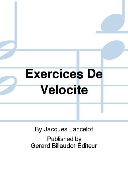 Exercices De Velocite
