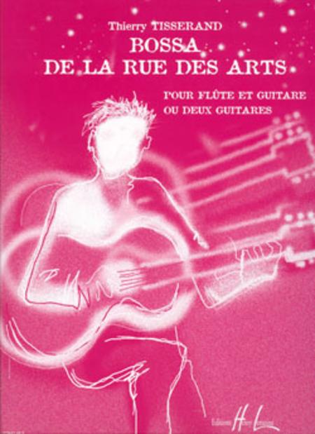 Bossa De La Rue Des Arts
