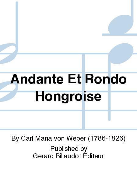 Andante Et Rondo Hongroise