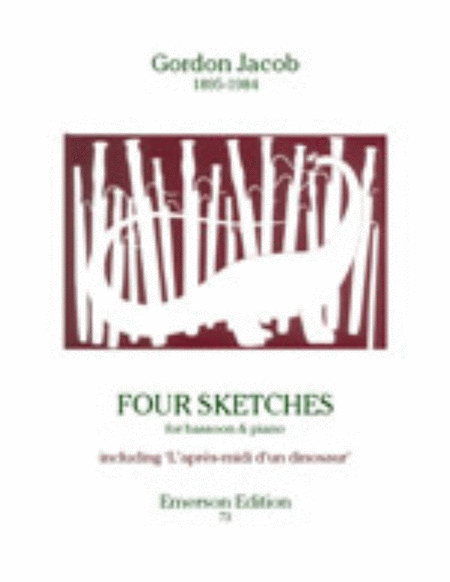 Four Sketches