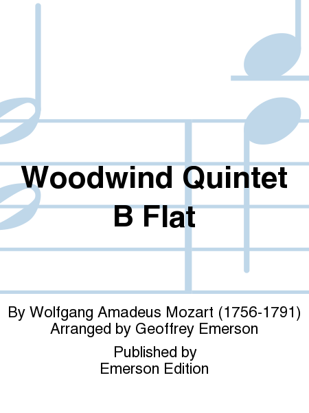 Woodwind Quintet B Flat