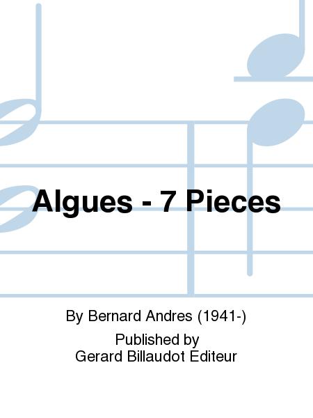 Algues - 7 Pieces