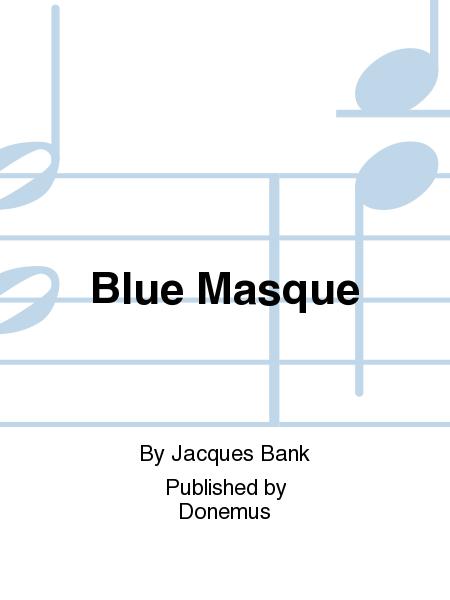 Blue Masque
