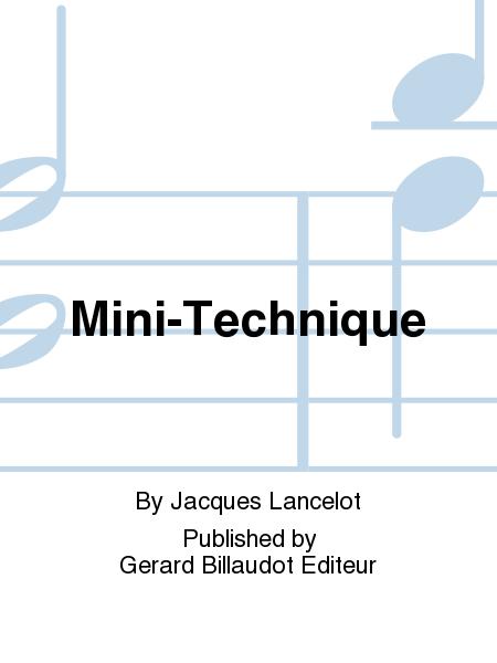 Mini-Technique