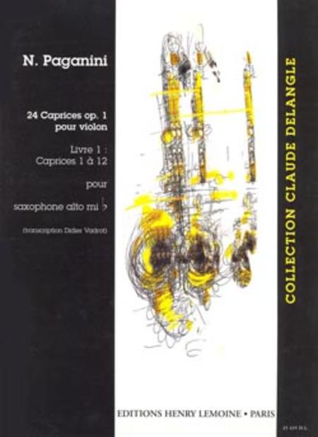 Caprices (24) - Volume 1