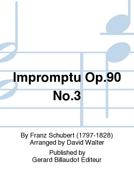 Impromptu Op.90 No.3