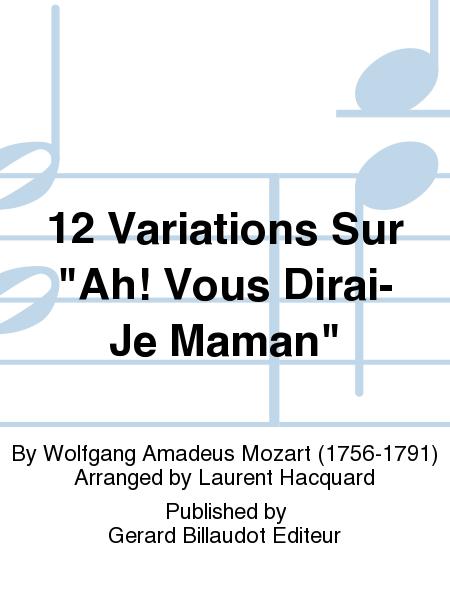 12 Variations Sur