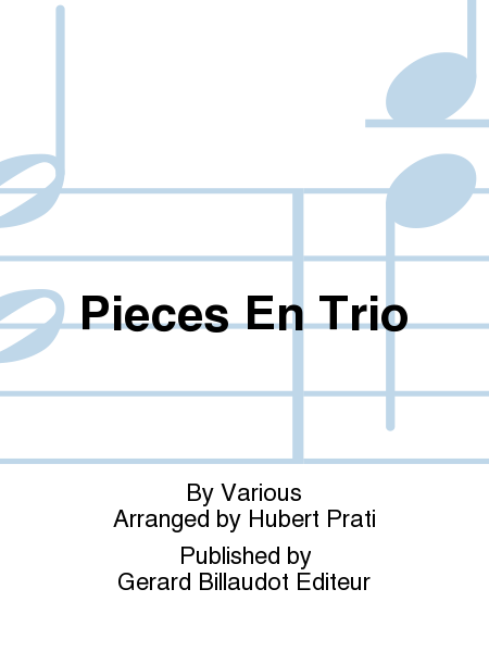 Pieces En Trio