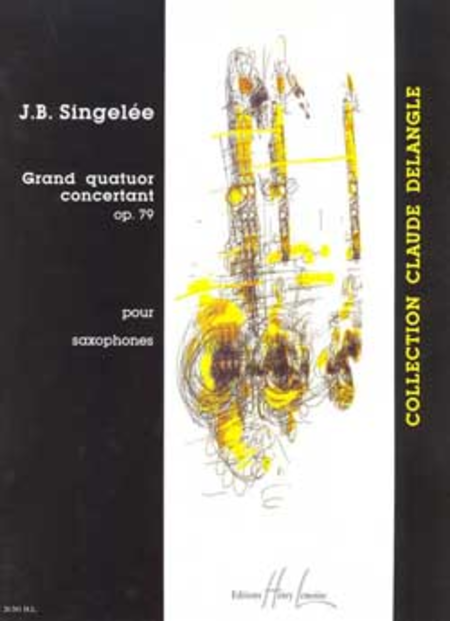 Grand Quatuor Concertant Op. 79
