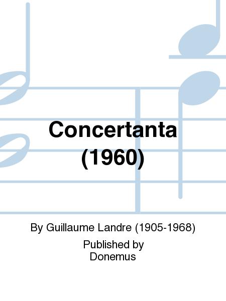 Concertanta (1960)