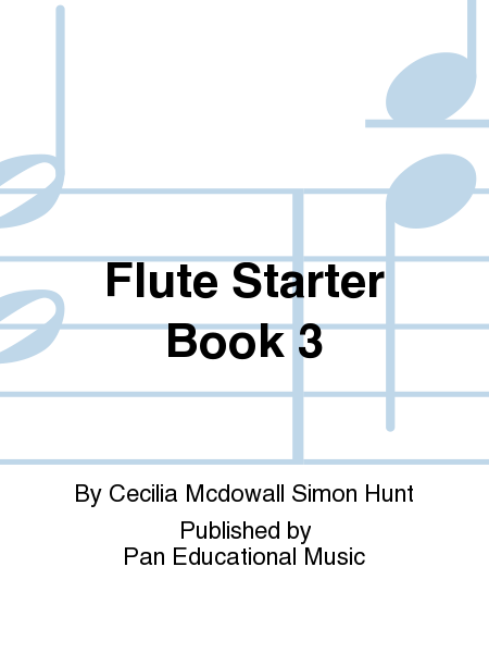 Flute Starter Book 3