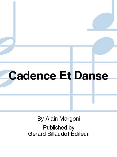 Cadence Et Danse