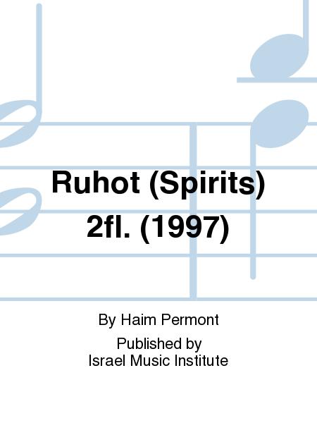 Ruhot (Spirits) 2fl. (1997)