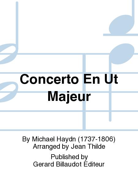 Concerto En Ut Majeur
