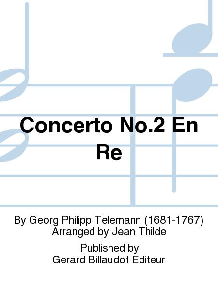 Concerto No.2 En Re