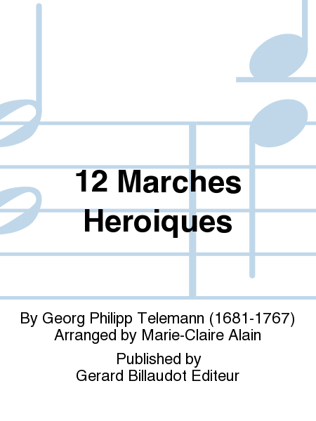 12 Marches Heroiques