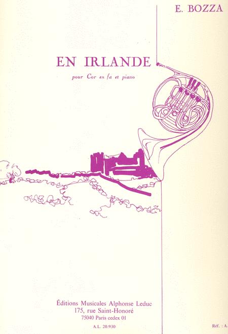 En Irlande - Cor en Fa et Piano
