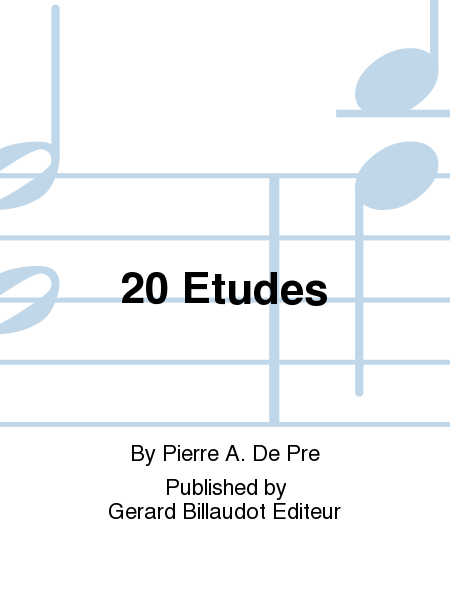 20 Etudes