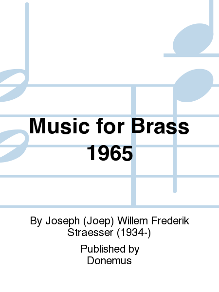 Music for Brass 1965