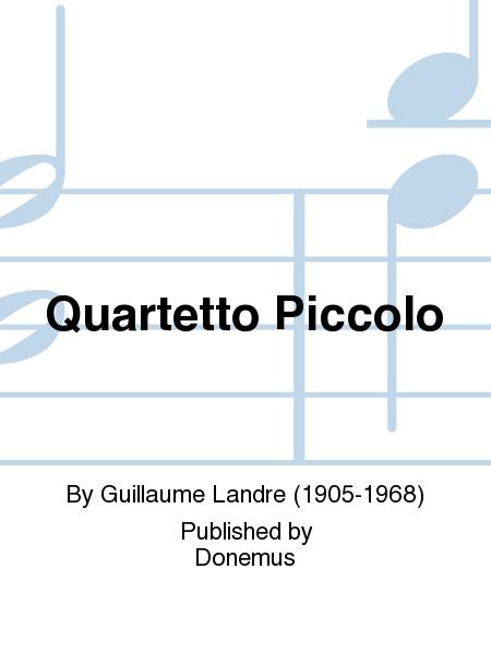 Quartetto Piccolo