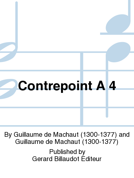 Contrepoint A 4