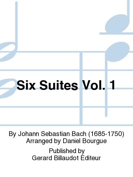 Six Suites Vol. 1