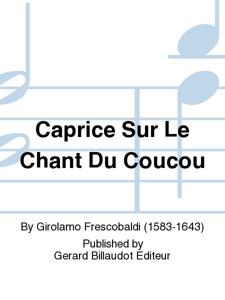 Caprice Sur Le Chant Du Coucou